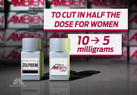 Ambien dosages for women